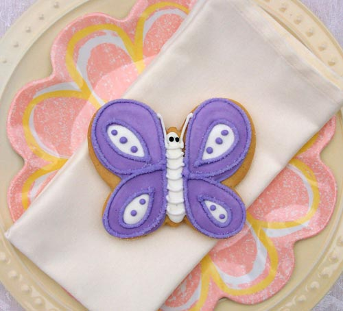 Butterfly Cookie Gifts And Favors Butterfly Release Wedding