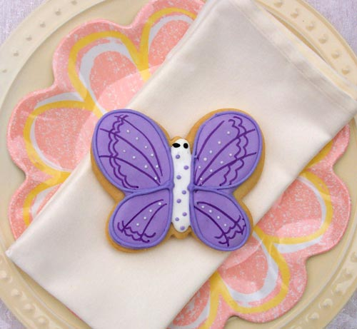 Butterfly Cookie Gifts And Favors