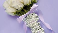 butterfly wedding jewelry for brides maids